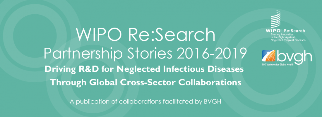 WIPO Re:Search Partnership Stories 2016-2019