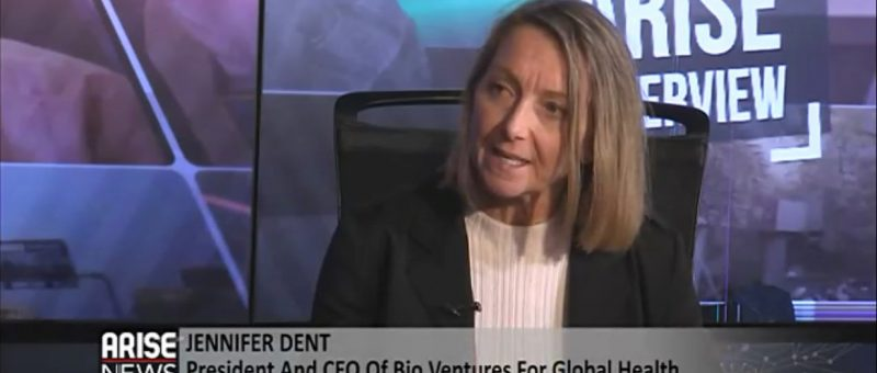 Arise News Interview With BVGH President and CEO Jennifer Dent