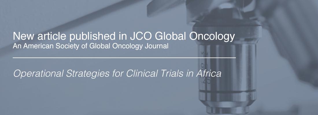 JCO Global Oncology Journal Slider Image